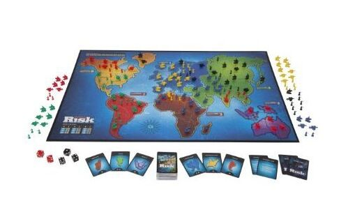 Risk - The Game