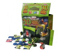Lightning Bugs Giant 3D Floor Puzzle
