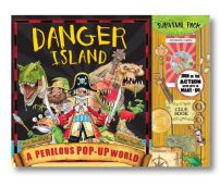 Danger Island Pop-Up Book