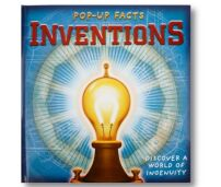 Pop Up Facts Inventions Book