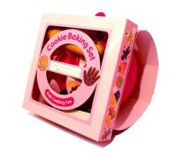 Cookie Baking Set - Pink