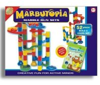 Marbutopia Marble Run Set