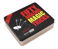 Fifty Amazing Magic Tricks