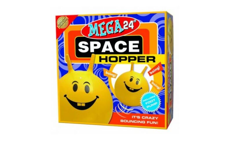 Cheatwell Space Hopper Packaging