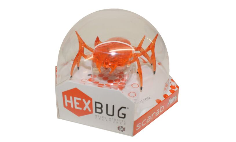 Hexbug Scarab - Packaging