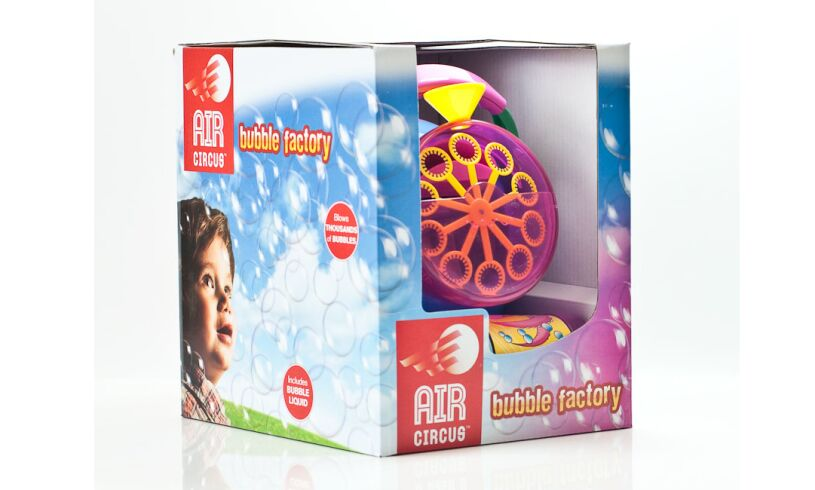 Bubble Factory Packaging