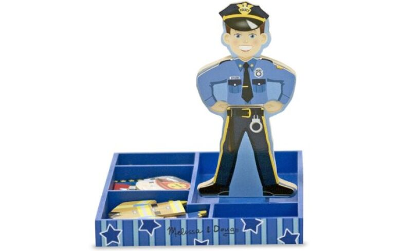 Magnetic Billy Policeman