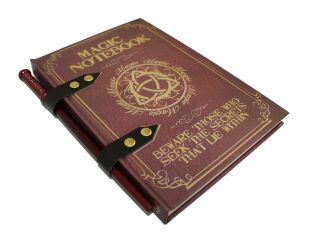 Magic Wand Notebook