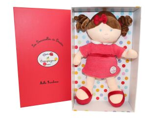 Miss Framboise Doll from Doudou et Cie