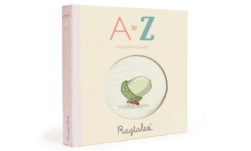 Ragtales A to Z Alphabet Book