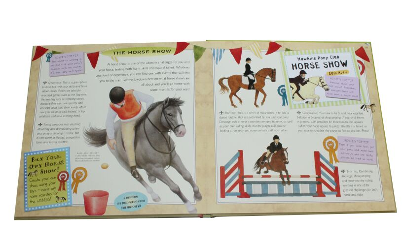 The Pony Lover's Handbook Page