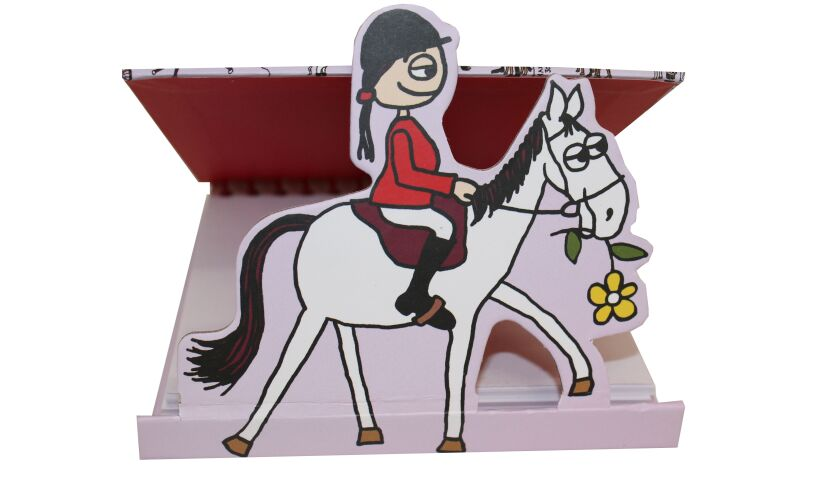 Riding Magnetic Horse