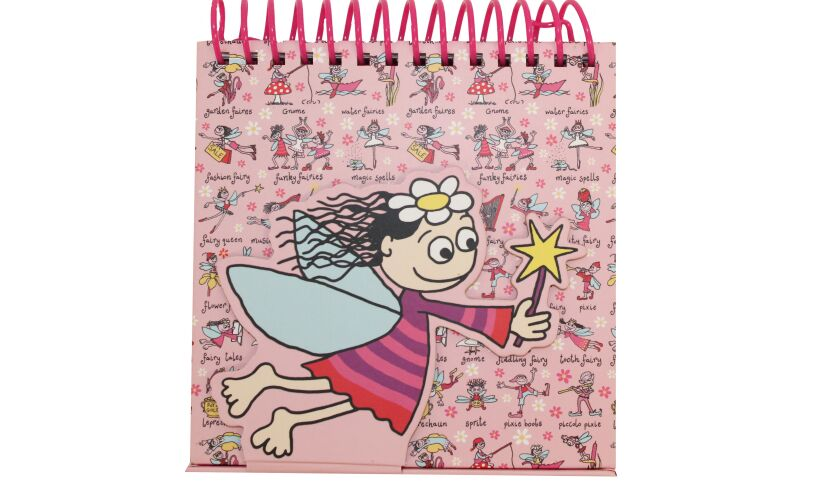 Fairy Magnetic Notebook