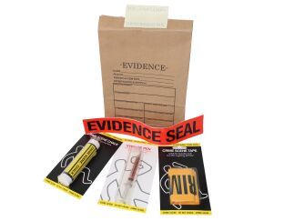 Fun Crime Scene Kit - CSI Basics