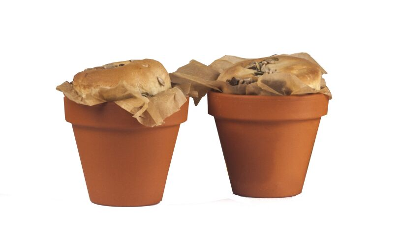 Bake at Home Flowerpot Bread
