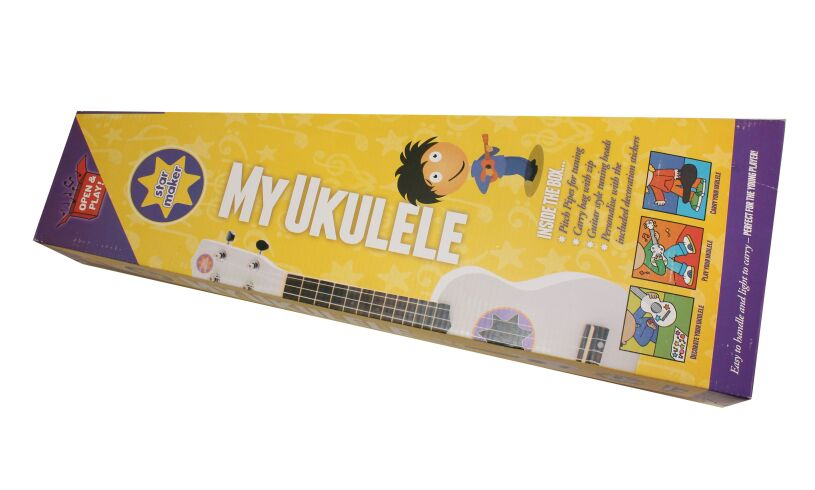 My Ukulele Packaging