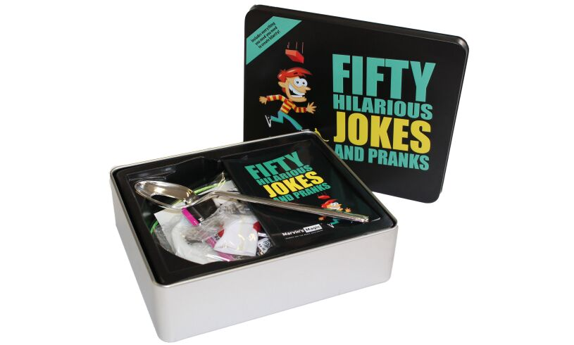 Fifty Hilarious Jokes and Pranks Contents