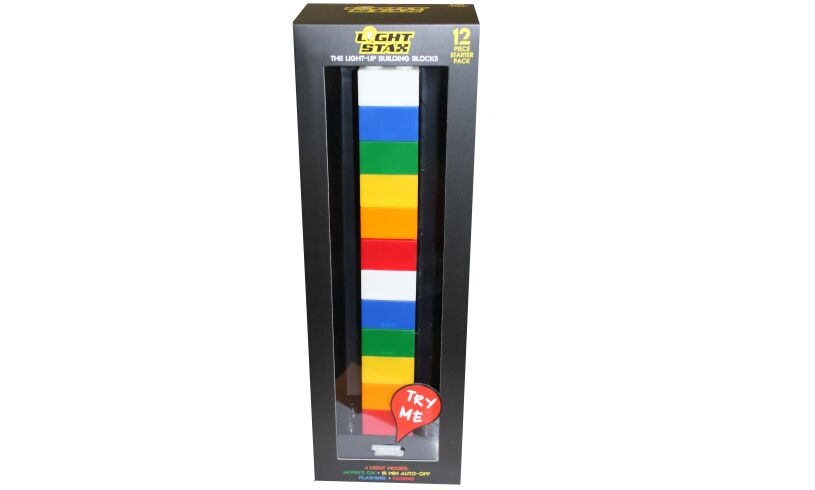 Light Stax - Light up Building Blocks - Box