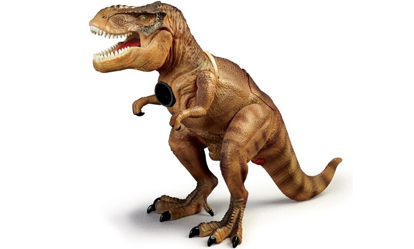 T-Rex Room Guard & Projector