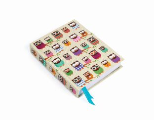 Owl Hardback Journal