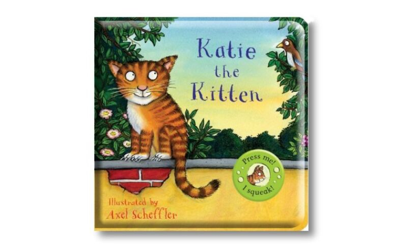 Katie the Kitten Bath Book