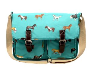 Horse Saddle Bag - Milly Green