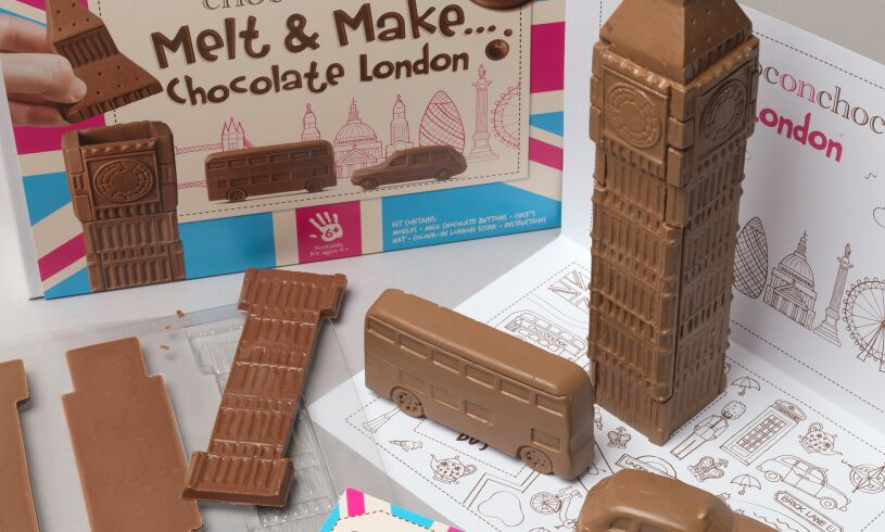 Melt & Make - Chocolate London