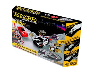 Enforcer Car & Road Set - Tagamoto