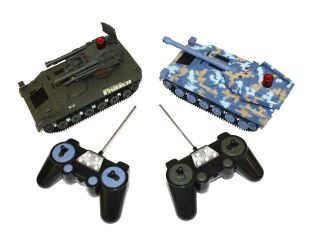 Battle Tanks - Infa Red Remote Control