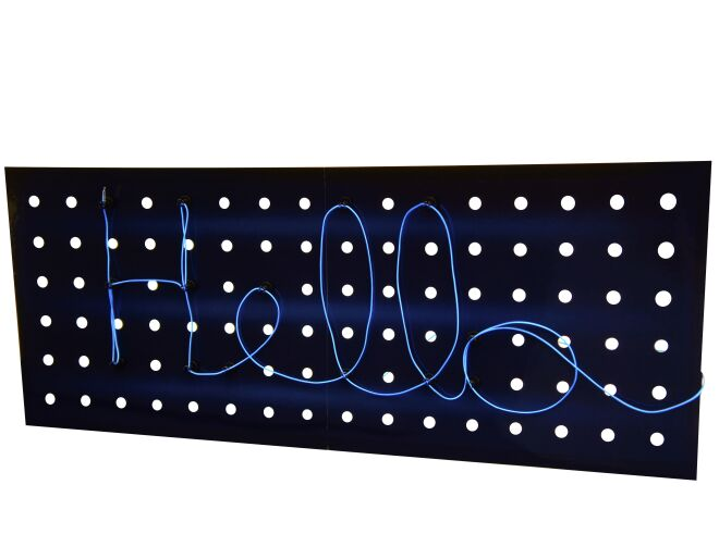 Neon Light Writer - Your Name in Lights!
