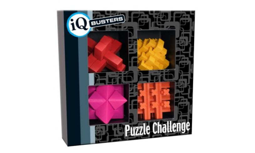 Multi Puzzle Challenge - IQ Busters