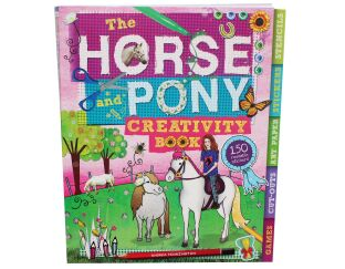 Horse & Pony Creativity Book