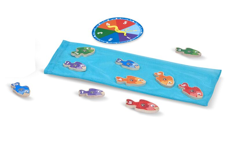 Magnetic Fishing Game Contents