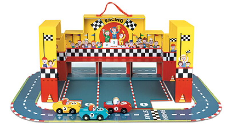 Grand Prix Story - Pop Open Play Set