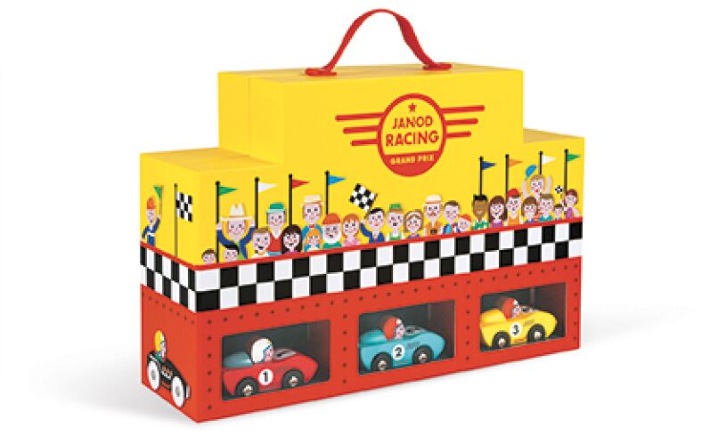 Grand Prix Story Packaging