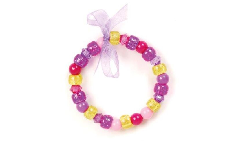 Make your own Sparkly Jewellery - Bracelet