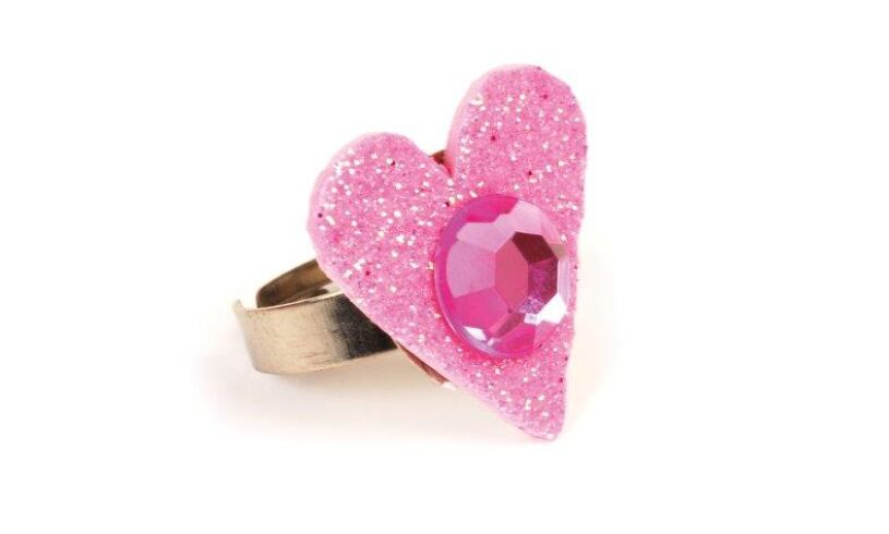 Make your own Sparkly Jewellery - Ring