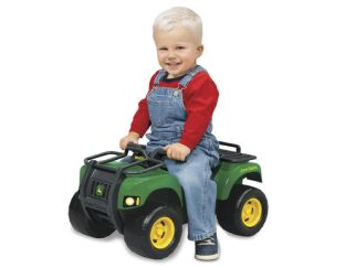 Sit 'n' Scoot ATV - John Deere