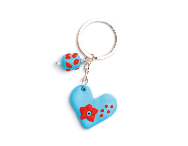 Design & Make Dangly Charms - Hearts