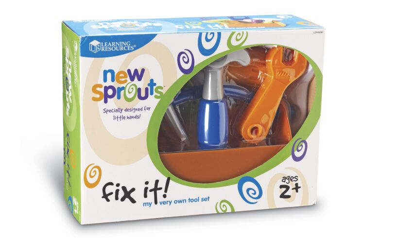 Fix It - My Very Own Tool Set - Box