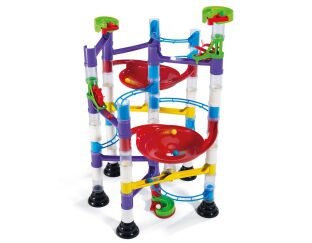 Spinning Marble Run - 90 pieces