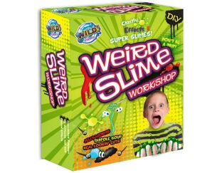 Weird Slime Workshop - Yucky Fun!