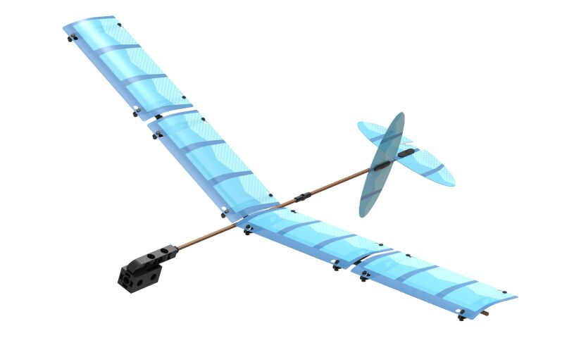 Ultralight Airplanes Model