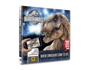 Jurassic World - with Interactive Dinosaurs!