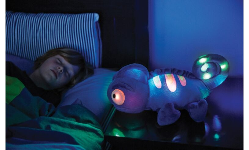 Cloud b Charley The Chameleon - Cuddly Night Light