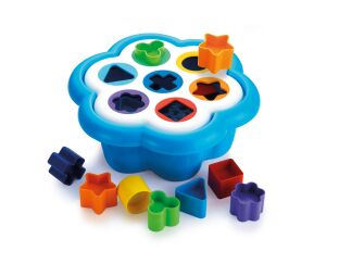 Daisy Shape Sorter - 16 Pieces
