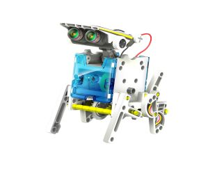 14 in 1 Solar Robot Kit