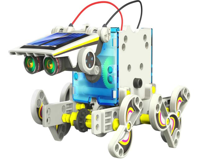 14 in 1 Solar Robot Kit - Beetle
