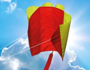 Pockite Traditional Kite - Easy to Fly