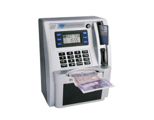 Silver ATM Savings Bank